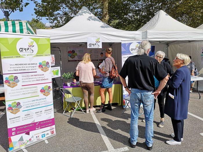 ARES - Vosges - Épinal - Forum Des Associations 2019