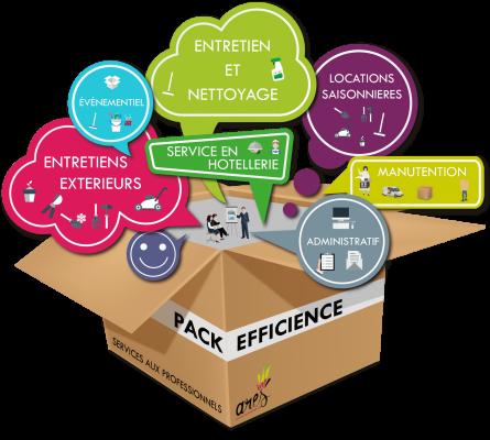 ARES - Pack efficience - services aux professionnels - VosgesPROFESSIONNELS 4 PNG