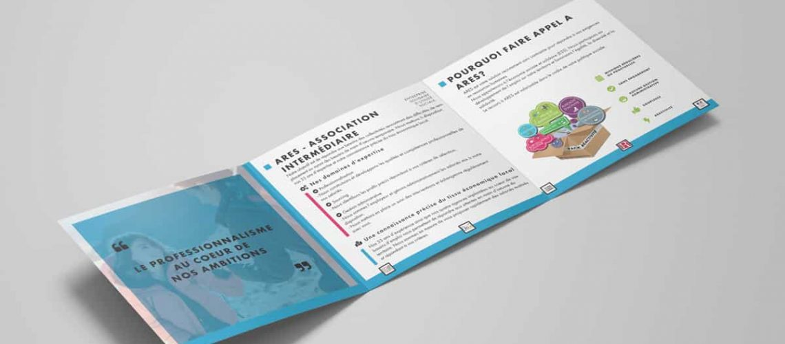 ARES - plaquette collectivités - services aux collectivités - Vosges